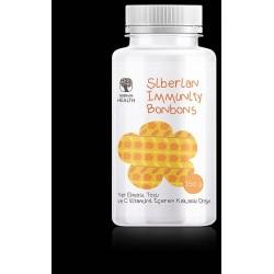 Siberian Immunity Bonbons Yer Elması Tozu ve C Vitamini Draje